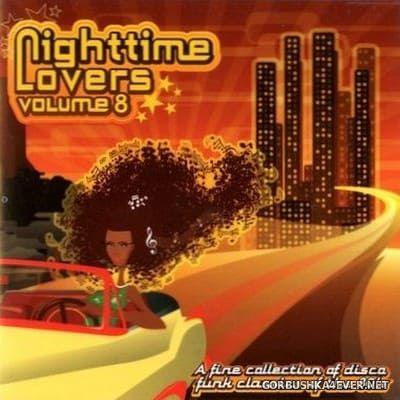 [PTG Records] Nighttime Lovers 8 [2008]