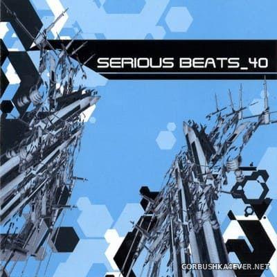 [Antler-Subway] Serious Beats 40 [2002] / 2xCD