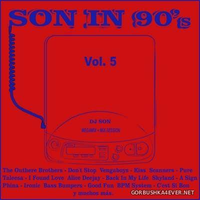 DJ Son - Son in 90s vol 5 [2019]