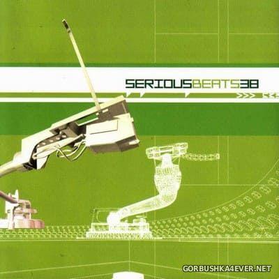 [Antler-Subway] Serious Beats 38 [2002] / 2xCD