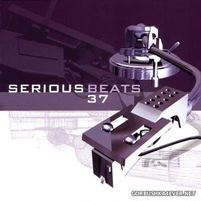 [Antler-Subway] Serious Beats 37 [2001] / 2xCD