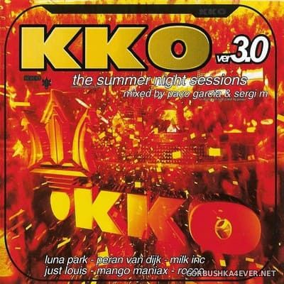 [Bit Music] KKO vol 3 - The Summer Night Sessions [2002] / 3xCD
