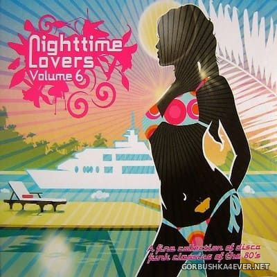 [PTG Records] Nighttime Lovers 6 [2007]