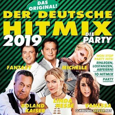 Der Deutsche Hitmix 2019 - Die Party [2019]