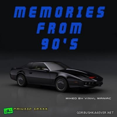Memories From 90's [2019] by Vinyl Maniac DJ