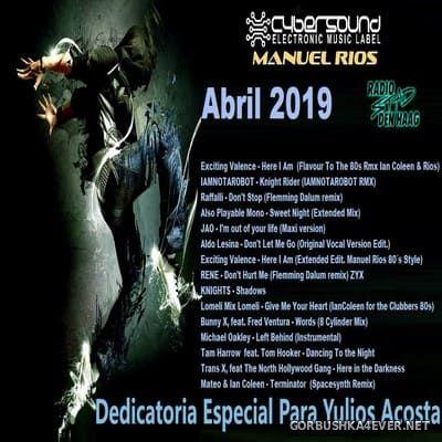 DJ Manuel Rios - Abril Mix 2019