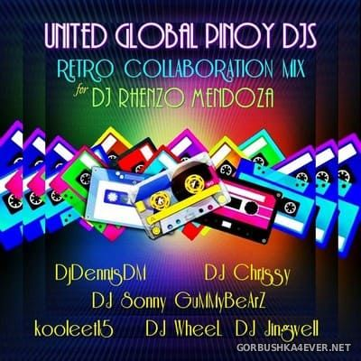 United Global Pinoy DJs (Retro Collaboration Mix) [2019]
