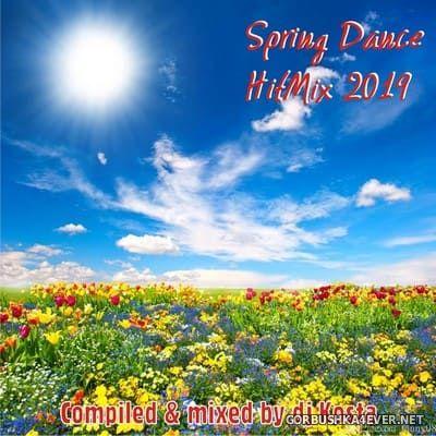 DJ Kosta - Spring Dance Hitmix 2019