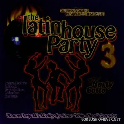 [Cutting Records] The Latin House Party 3 [1999]