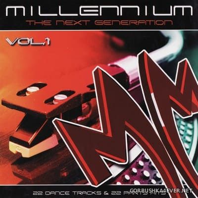 Millennium - The Next Generation vol 1 [2008] / 2xCD