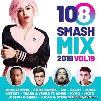 DJ Elroy - 108 Smash Mix vol 19 [2019]