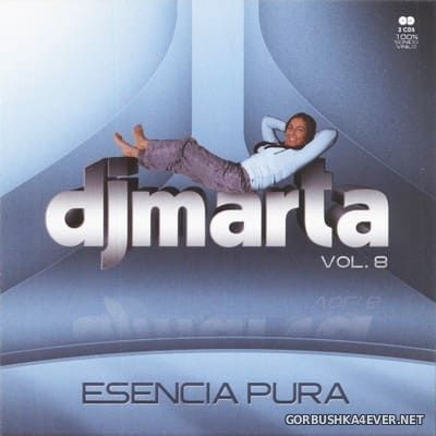 [Wanchu Music] DJ Marta volume 8 [2008] / 2xCD