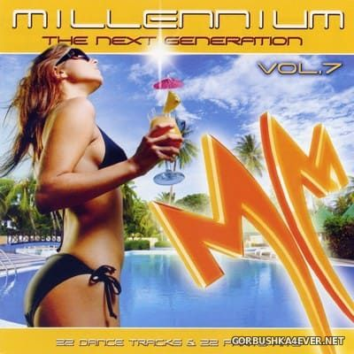 Millennium - The Next Generation vol 7 [2010] / 2xCD