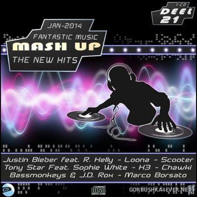 [Fantastic Music] Total Mash Up vol 21 [2014]