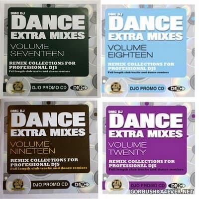 [DMC] Dance Extra Mixes 17 - 20 [2011]