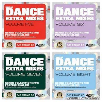 [DMC] Dance Extra Mixes 05 - 08 [2011]