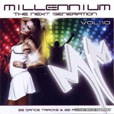 Millennium - The Next Generation vol 10 [2011] / 2xCD