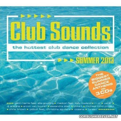 Club Sounds - Summer 2013 [2013] / 3xCD
