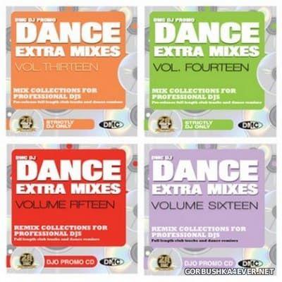 [DMC] Dance Extra Mixes 13 - 16 [2011]