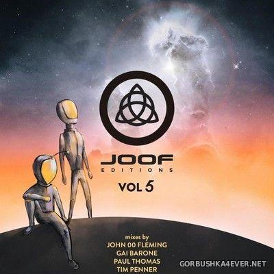 JOOF Editions vol 5 [2019] Mixed by John 00 Fleming & Paul Thomas & Gai Barone & Tim Penner