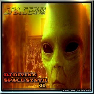 DJ Divine - Space Synth Mix 11 [2019]