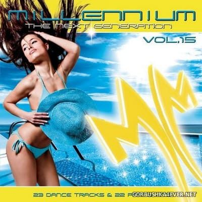 Millennium - The Next Generation vol 15 [2012] / 2xCD
