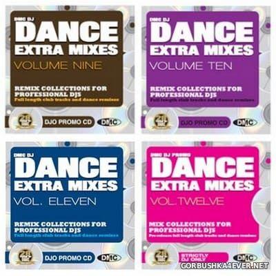 [DMC] Dance Extra Mixes 09 - 12 [2011]