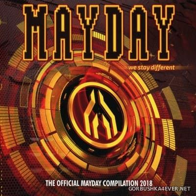 Mayday 2018 - We Stay Different [2018] / 3xCD