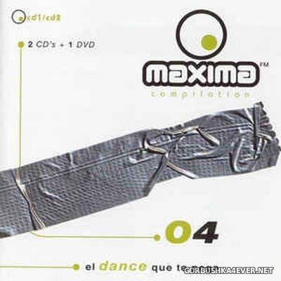 [Vale Music] Maxima FM Compilation vol 4 [2004] / 2xCD
