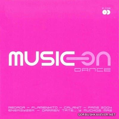 [Dreams Corporation] Music-On Dance [2004] / 2xCD