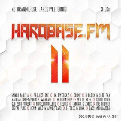 Hardbase.FM vol 11 [2019] / 3xCD