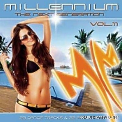 Millennium - The Next Generation vol 11 [2011] / 2xCD