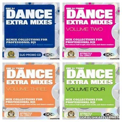[DMC] Dance Extra Mixes 01 - 04 [2011]