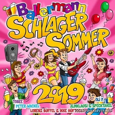 Ballermann Schlager Sommer 2019 [2019] / 2xCD