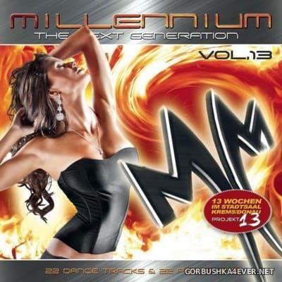 Millennium - The Next Generation vol 13 [2011] / 2xCD