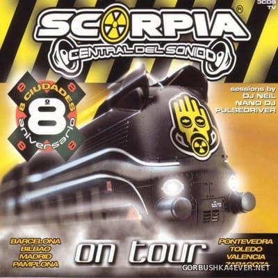 [Tempo Music] Scorpia On Tour (8 Aniversario) [2001] / 3xCD