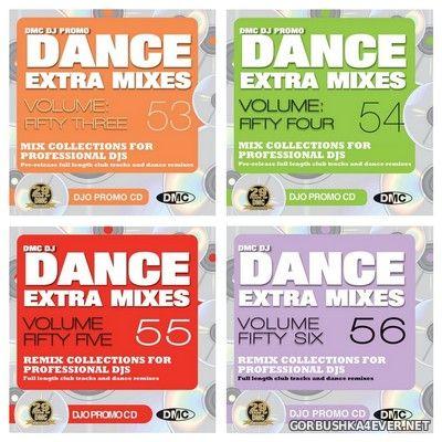 [DMC] Dance Extra Mixes 53 - 56 [2012]