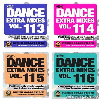 [DMC] Dance Extra Mixes 113 - 116 [2017]