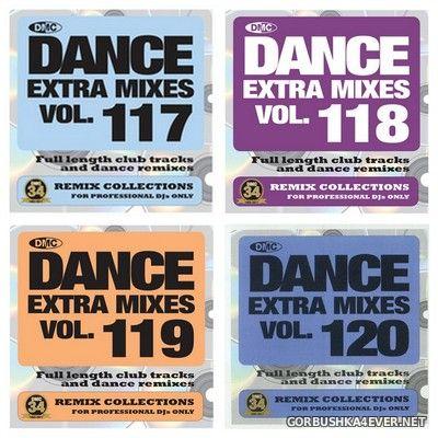 [DMC] Dance Extra Mixes 117 - 120 [2017]