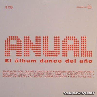 [Blanco Y Negro] Anual 2005 (El Album Dance Del Año) [2005] / 3xCD