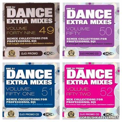 [DMC] Dance Extra Mixes 49 - 52 [2012]