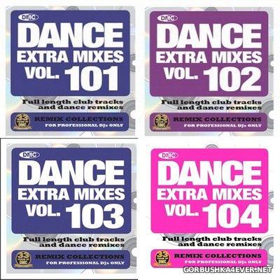[DMC] Dance Extra Mixes 101 - 104 [2016]