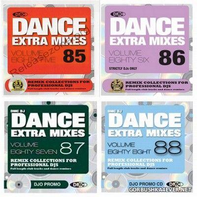 [DMC] Dance Extra Mixes 85 - 88 [2014-2015]