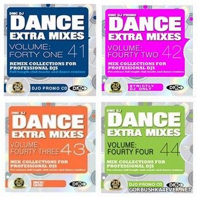 [DMC] Dance Extra Mixes 41 - 44 [2012]
