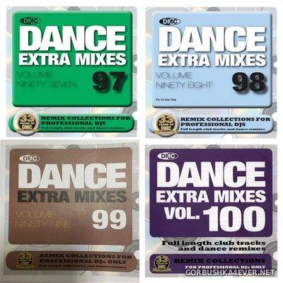 [DMC] Dance Extra Mixes 97 - 100 [2016]