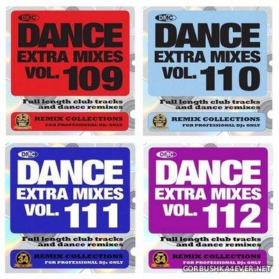 [DMC] Dance Extra Mixes 109 - 112 [2016-2017]