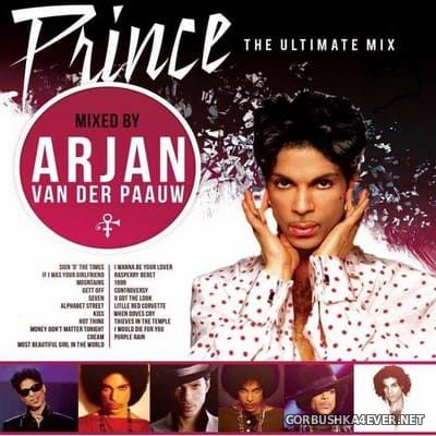 Prince - The Ultimate Megamix [2019] by Arjan van der Paauw