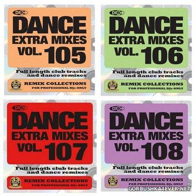 [DMC] Dance Extra Mixes 105 - 108 [2016]