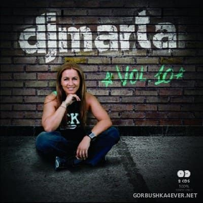 [Wanchu Music] DJ Marta volume 10 [2010] / 2xCD