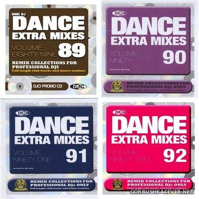 [DMC] Dance Extra Mixes 89 - 92 [2015]